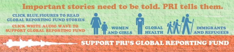 Banner for www.pri.org